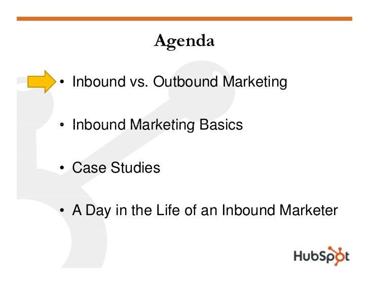 What the Heck is Inbound Marketing? HubSpot Slide 2