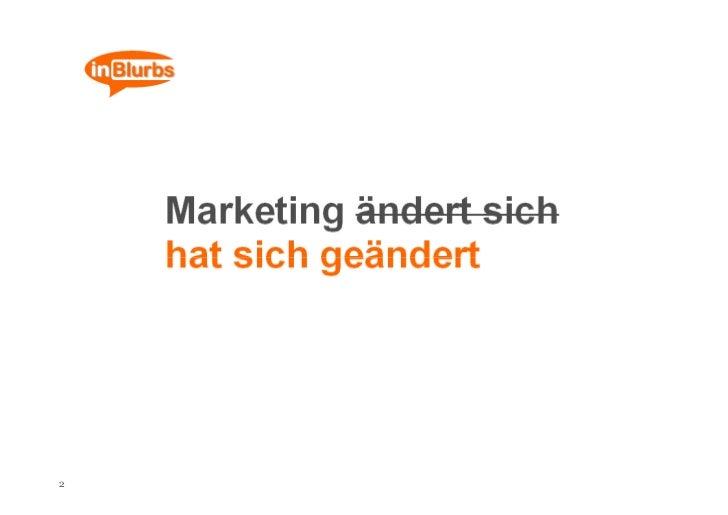 5 Schritte zu mehr Kunden und Umsatz durch Social Media und Inbound Marketing Slide 2