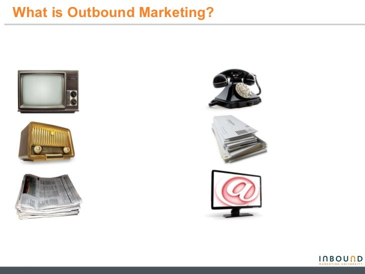 Intro to Inbound Marketing (To be used by Inbound Marketing Certified Professionals) Slide 3