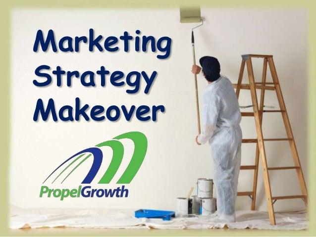 MarketingStrategyMakeover