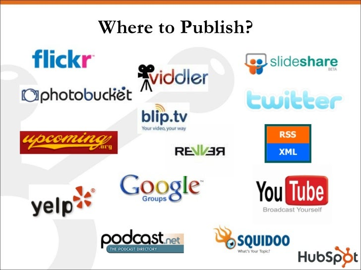 Where to Publish?