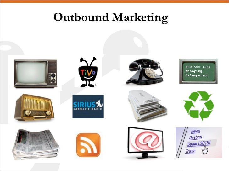 Inbound Marketing - SMEI Social Media Roadshow Feb 2009 Slide 3