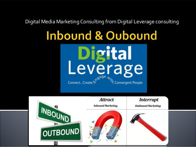 Digital Media Marketing Consulting from Digital Leverage consulting