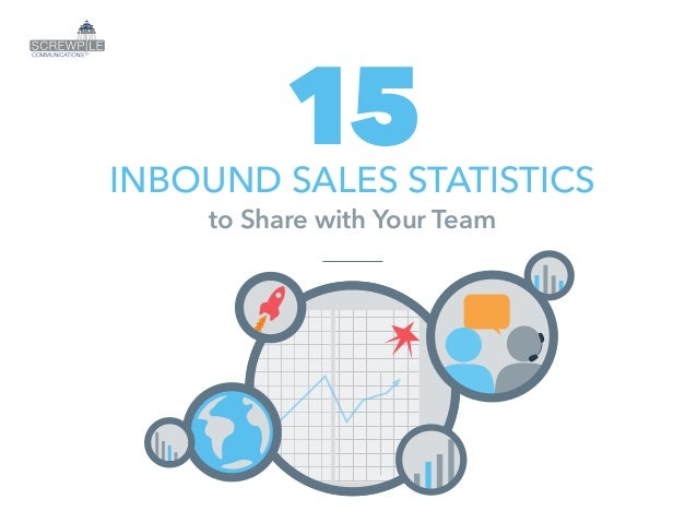 15Inbound Sales Statistics to Share with Your Team