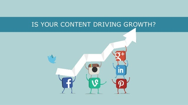 IS YOUR CONTENT DRIVING GROWTH?