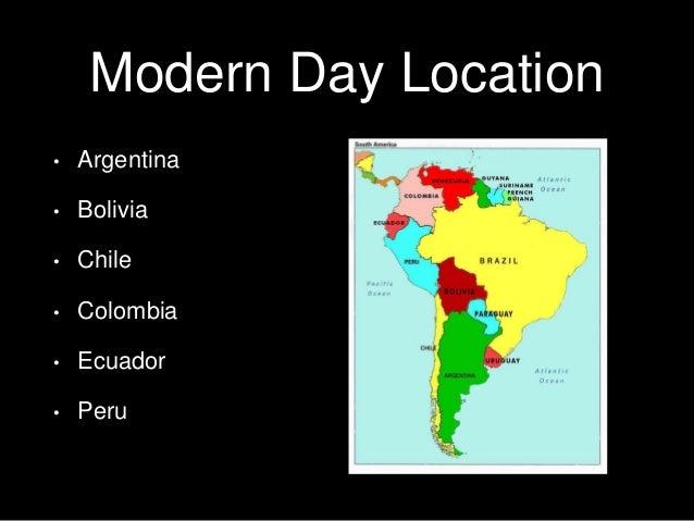 Inca Civilization Slide 2