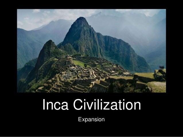 Inca Civilization Slide 3