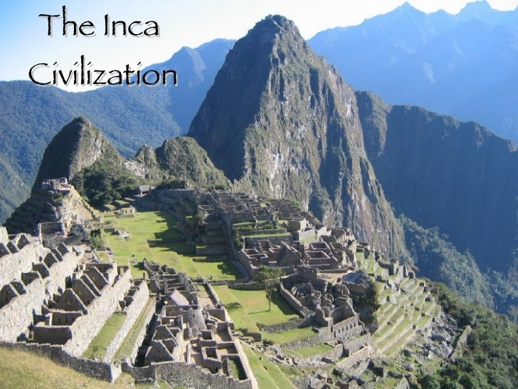 the incan civilization The inca were a south american people who controlled a large empire that stretched along the pacific coast from ecuador to northern chilethe inca dynasty was founded at about 1200 ad and lasted until the end of the 16th century, when the spanish conquerors came to south america the capital city of the incan empire was cuzco, which was located in the andes mountains in today's peru.