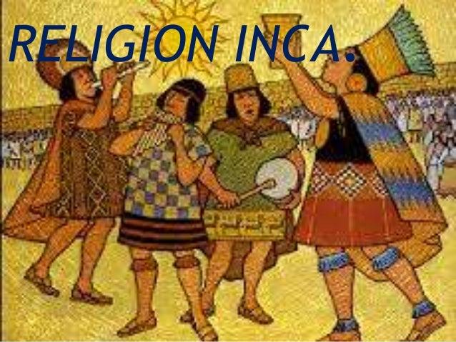 RELIGION INCA.