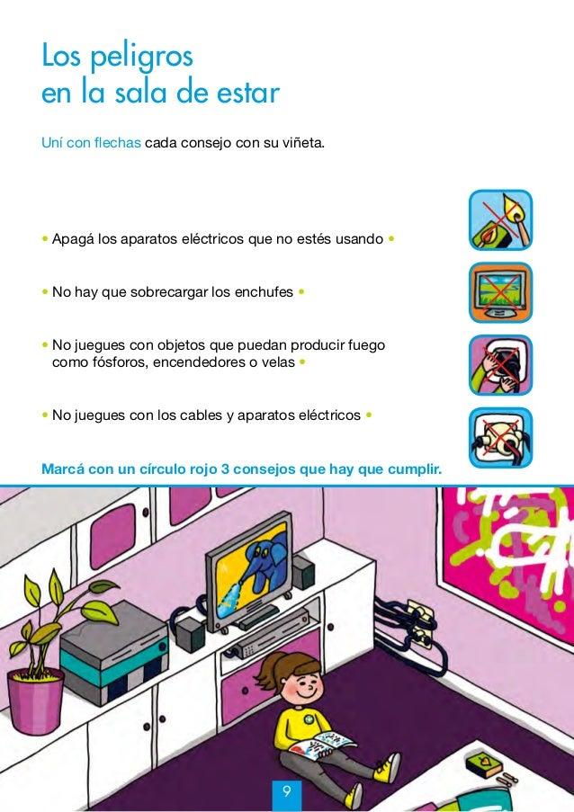 información acerca de cómo prevenir incendios