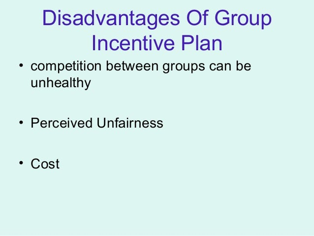 advantages and disadvantages incentives for executive compensation I was recently asked to describe the advantages and disadvantages of a  often,  executive compensation arrangements that are appropriate in a publicly traded  organization (ie, incentive stock options) are not appropriate in.