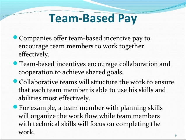 team based incentive rewards 52 epic ways to reward your employees  team shopping spree if you hit a number-based milestone, such as a sales goal, take that number and use it as the basis .