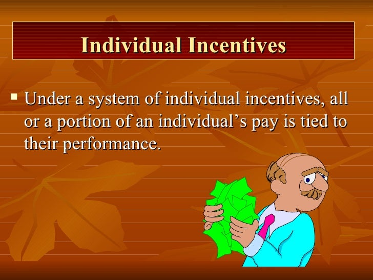 team or group incentive plans Group incentive programs can cover groups of employees as large as an entire  agency or as small as a work unit or team no matter how large or small the.