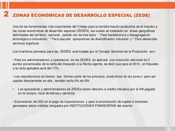 Incentivos Código Producción Slide 3