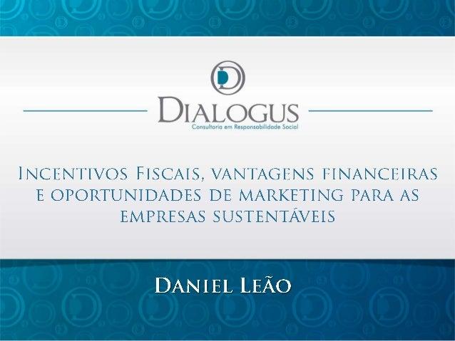 """Investimento SocialPrivadoOportunidade de dardestino digno a um""""fundo perdido""""Posicionamentodiferenciado daempresa em rela..."""