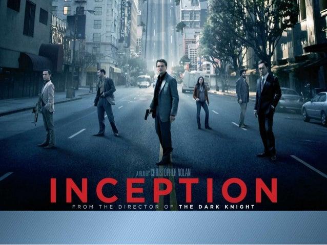 Inception Part 1