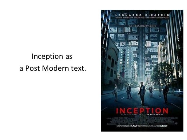 inception film essay