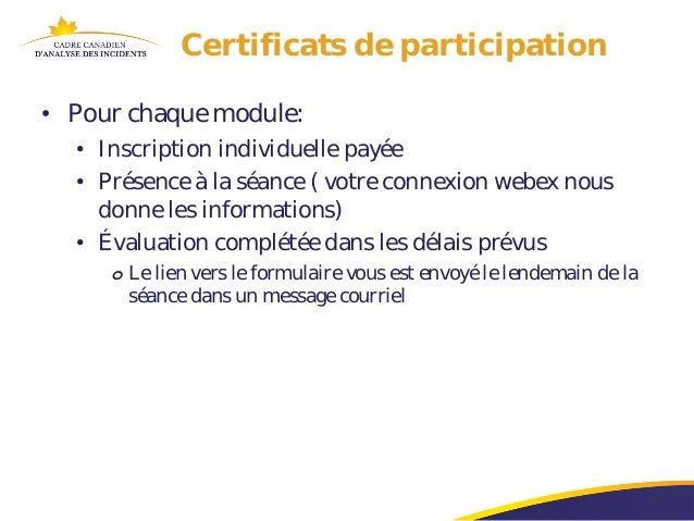 Module 8 : Suivi et partage des apprentissages Slide 3