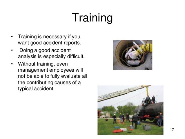 Accident investigation research paper