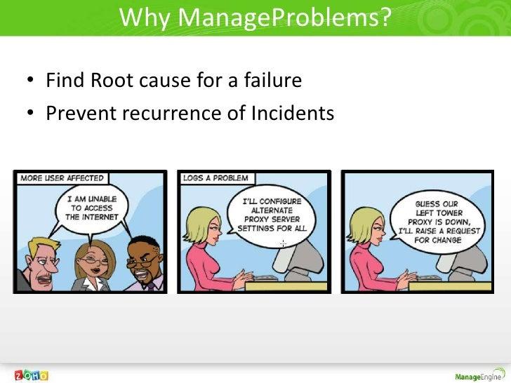 Problem Management: Incident &Problem Management Decoded