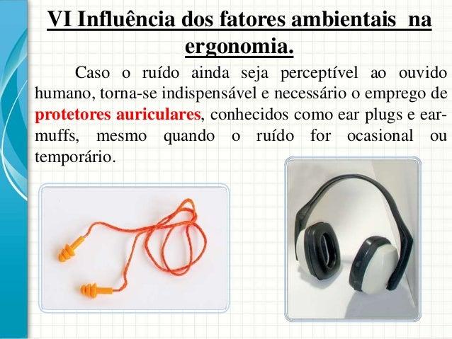 VI Influência dos fatores ambientais na ergonomia. Luxímetro digital