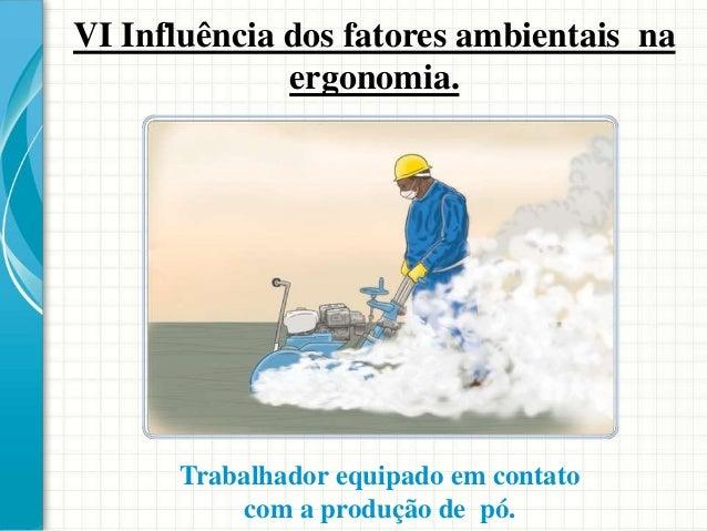 VI Análise ergonômica do trabalho. Análise ergonômica do trabalho A aplicação deste estudo está baseada numa sistemática q...