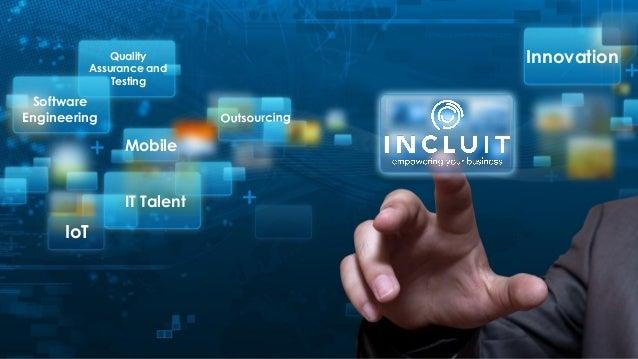 Presentación Corporativa La Paz, Marzo 26 2015 Software Engineering Innovation IT Talent Quality Assurance and Testing Mob...