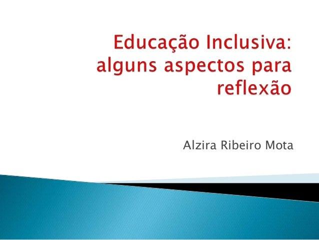 Alzira Ribeiro Mota