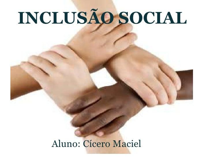 Inclusao social