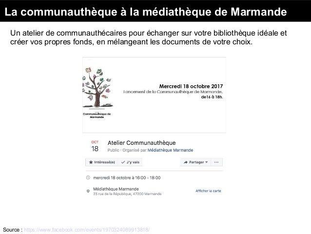 Le ciné-club des usagers à la bibliothèque Louise Michel Source : bibliothèque Louise Michel (Paris)