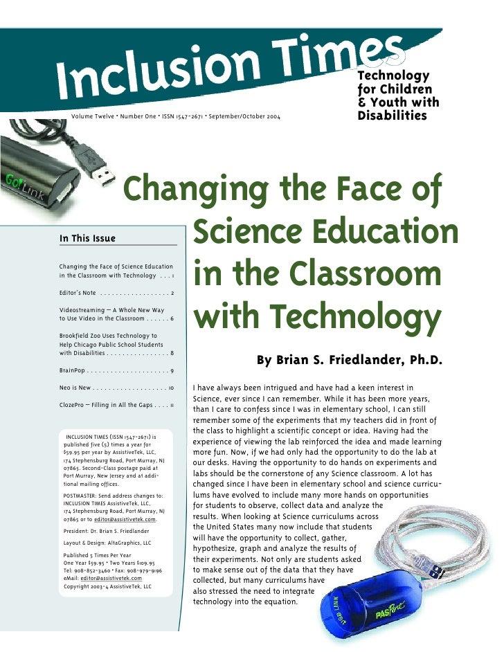 Technology                                                                                                    for Children...