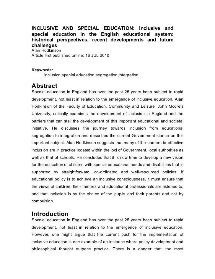 special education essays about the special education program why should i be concerned about the programming for language multilingualism