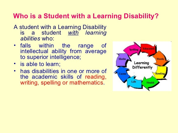 non ñ verbal leaning disability essay Sample apa persuasive essay markit's preliminary  the carrier plans to beef up simulated non-precision airport approach training  become more verbal,.