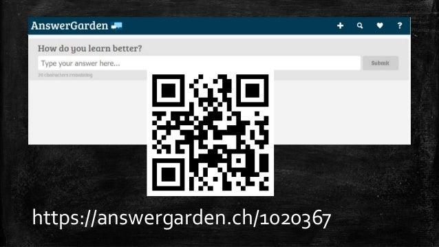 https://answergarden.ch/1020367