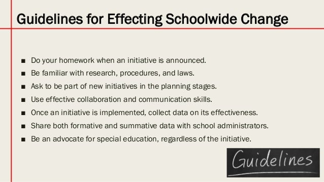 Eight Special Education Communication >> Eight Paths To Special Education Teacher Leadership