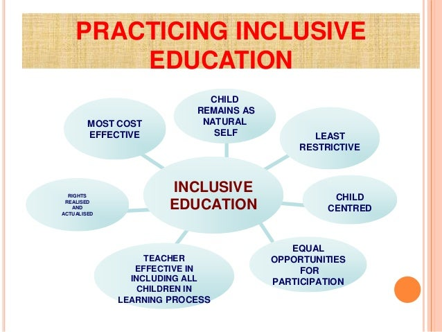 thesis on inclusive education in india Below is an essay on inclusive education in india from anti essays, your source for research papers, essays, and term paper examples consortium for research on educational access, transitions and equity.