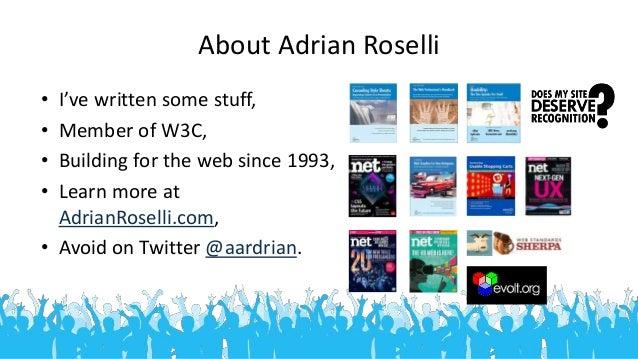 Inclusive Usability Testing - WordCamp London Slide 2