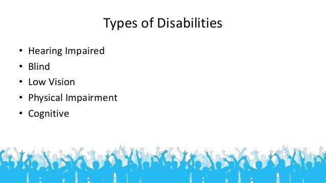 Inclusive Usability Testing - WordCamp London Slide 3