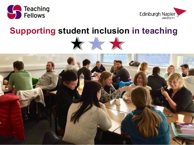 inclusivity in education aspects Drawing from the literature on inclusive teaching in higher education, the  five  aspects of teaching that influence the inclusivity of a classroom: 1) the course.