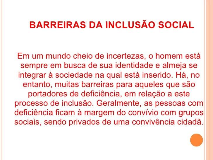 Pessoas com necessidades especiais no brasil