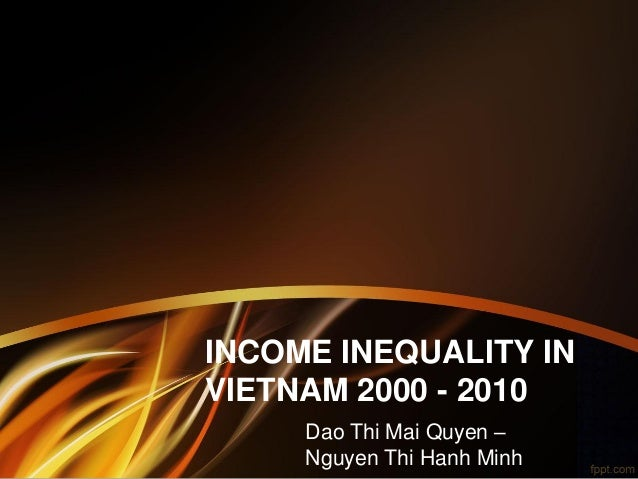 Global income inequality down in relative terms, up in absolute sums