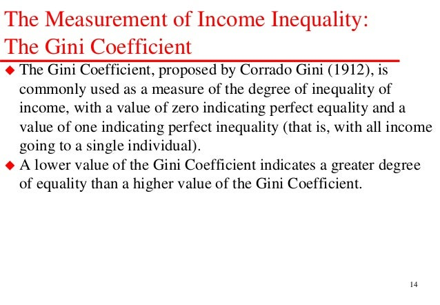assess the degree to which inequalities That there was a slow but steady increase in inequality between different types of households (ulman, wałęga, 2006) in the context of the available outcome of research regarding the analysis of household income, the article attempts to assess the degree of the divergence of this income in poland in the time period from.