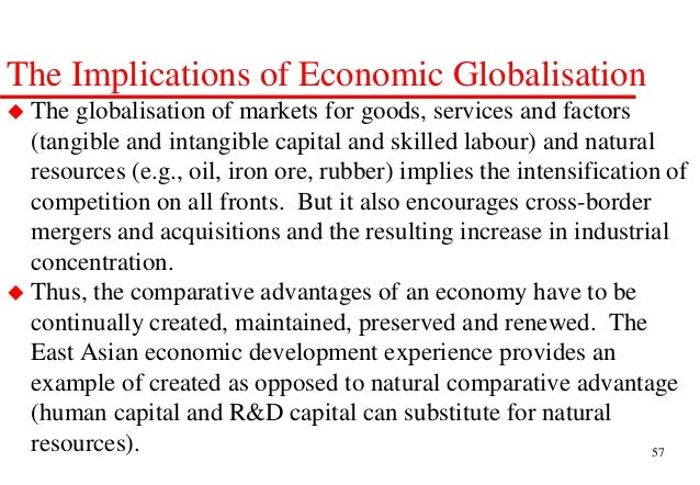 factors inhibiting globalisation To better isolate the effect of the various manifestations of globalization, it is  important to control for a range of country-level factors that may simultaneously  affect.