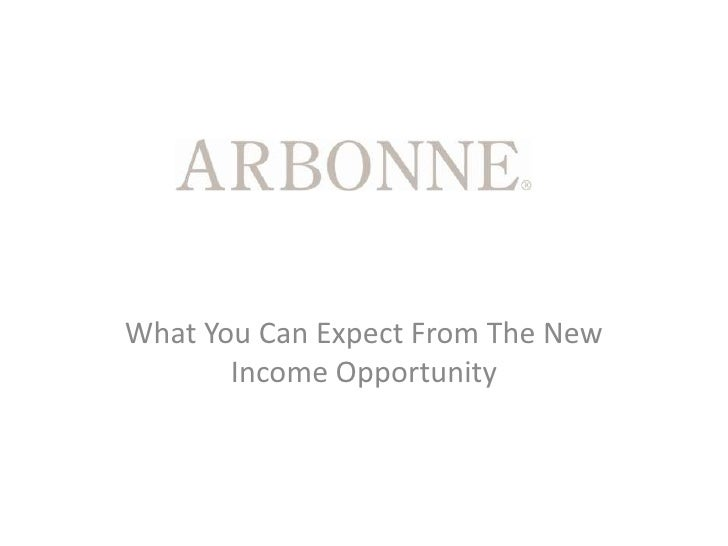 What You Can Expect From The New Income Opportunity<br />