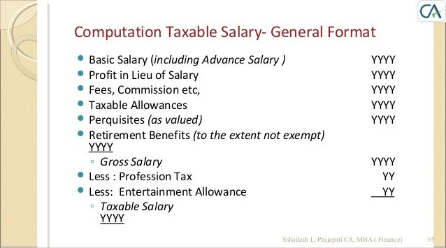 remuneration format