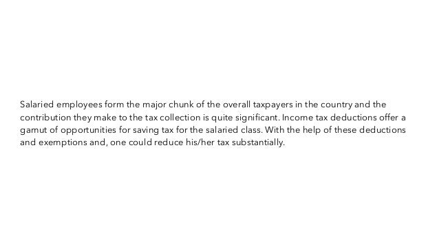 Income tax entitlements Slide 2