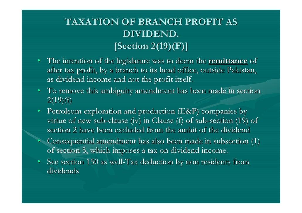 Income Tax Ordinance 2001 Slide 3