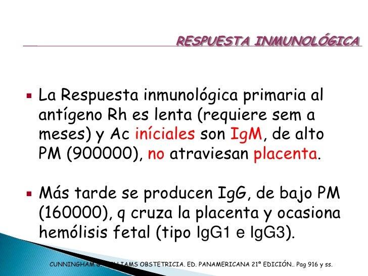 DEFINICIÓN<br /><ul><li>Expresión multisistémica en el feto/neonato secundaria a la hemólisis de eritrocitos fetales por i...