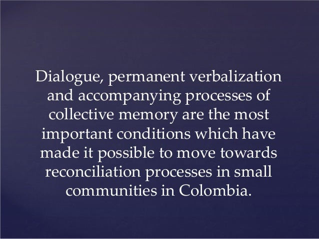 what is the relationship between collective memory war making and peace