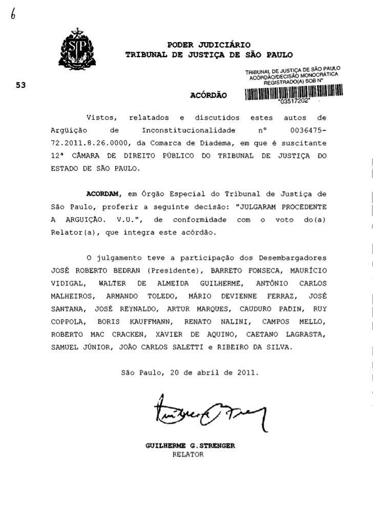 •íSíP;                     PODER JUDICIÁRIO                       TRIBUNAL DE JUSTIÇA DE SÃO PAULO                        ...
